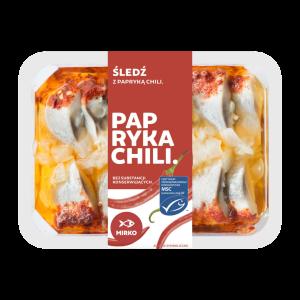 hering mit chili
